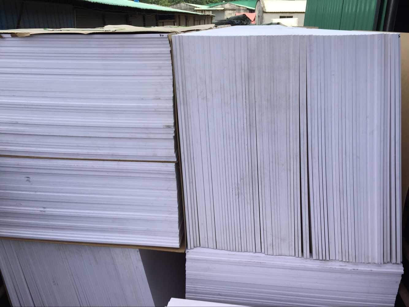 【优选】PVC发泡板厂家首选康飞塑业 PVC发泡板与结皮板的分辨方法