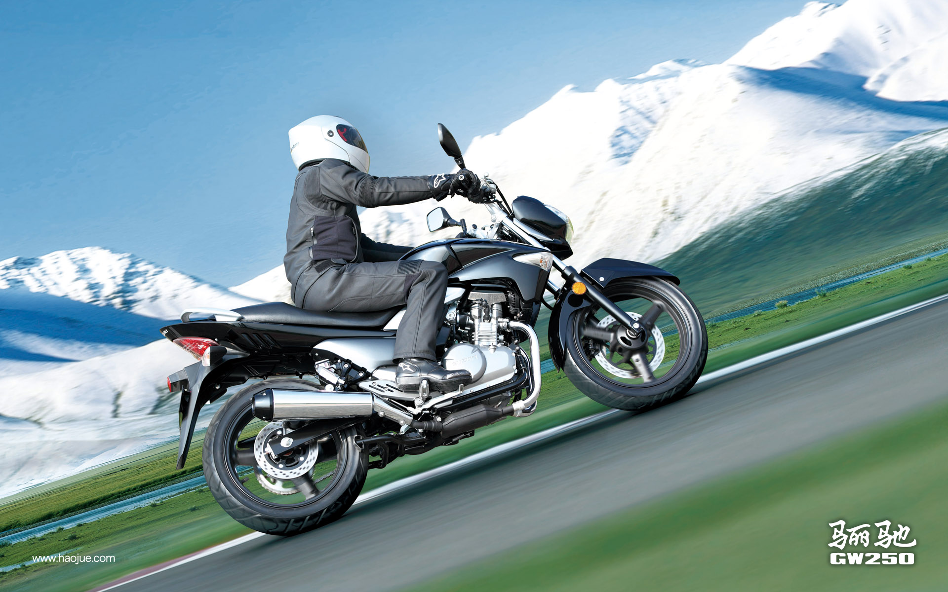 豪爵铃木 骊驰gw250 摩托车配置