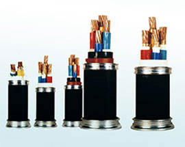 耐火聚氯乙烯绝缘电力电缆
