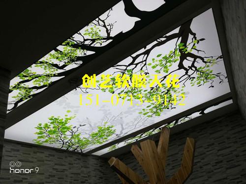 湖北软膜天花吊顶