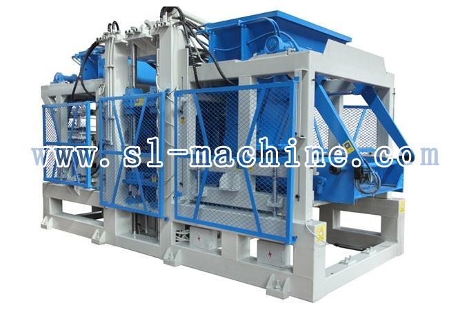 自动制砖机(Q(F)T8-15)