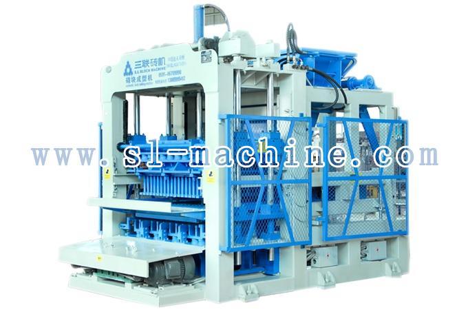 水泥制砖机 (QT10-15)