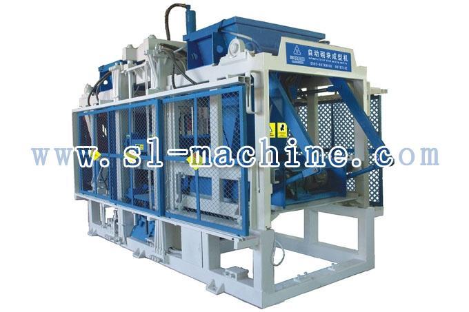 水泥砌块机(QFT10-15)