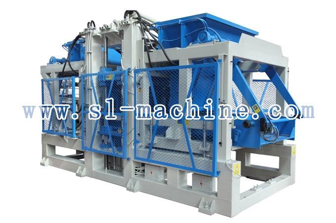 制砖机(Q(F)T12-15)