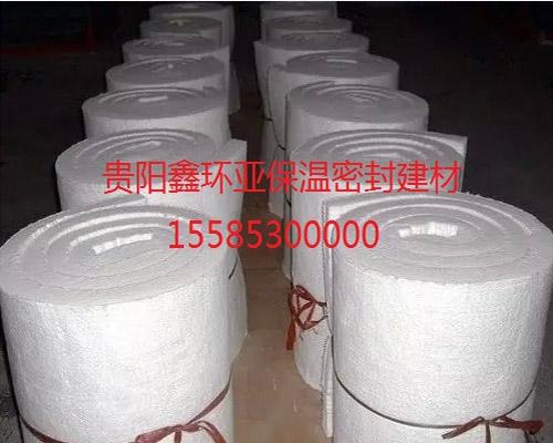 贵州硅酸铝纤维毯