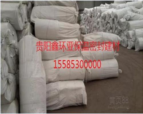 贵阳硅酸铝纤维毯