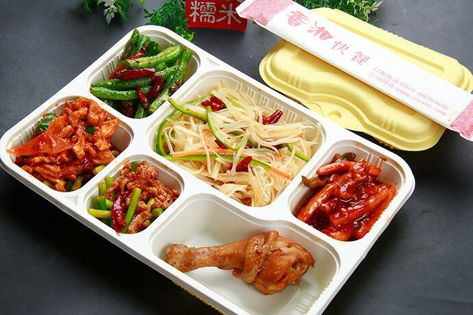 郑州送盒饭
