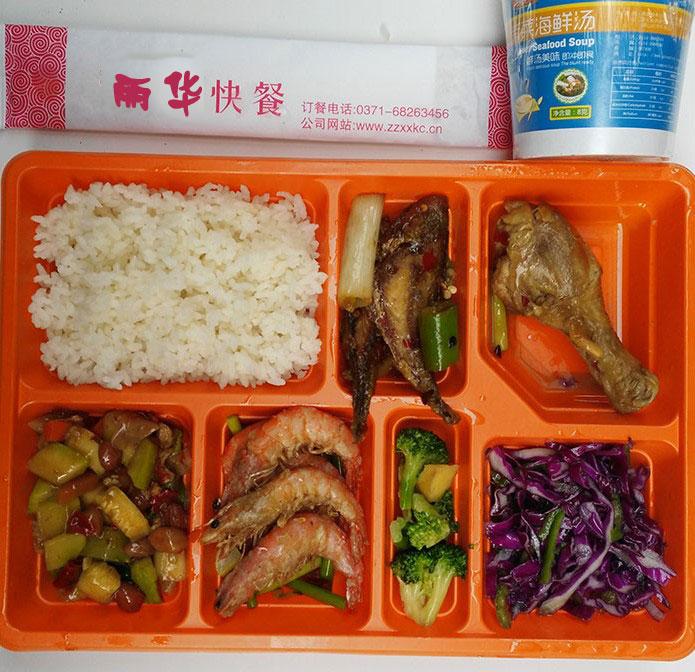 郑州盒饭公司选哪家