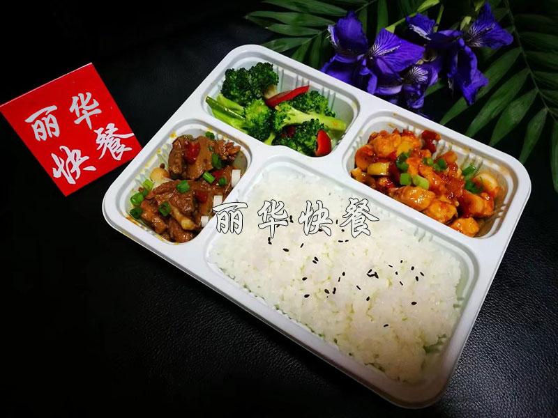 郑州CBD快餐