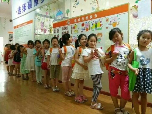 中小学生培训班加盟