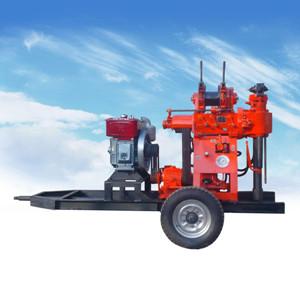 XY-1A150型液压钻机(拖车)