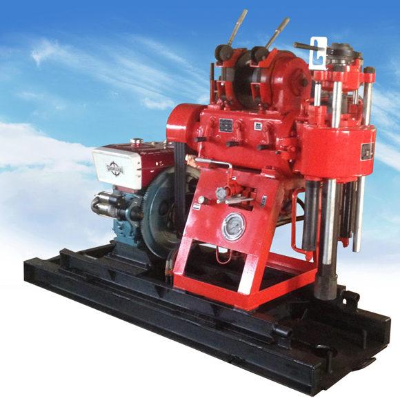 XY-200液压钻机
