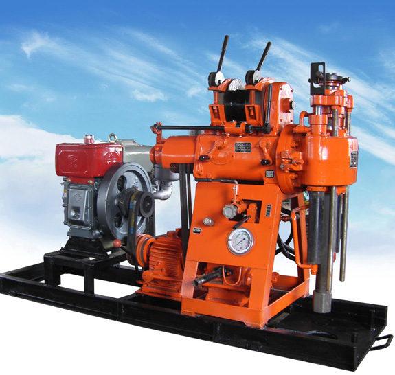 xy-1A150型液压钻机