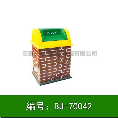 石家庄玻璃钢垃圾桶定制