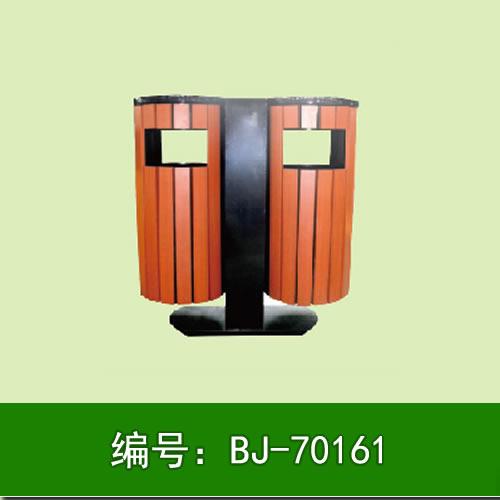 天津钢木垃圾桶