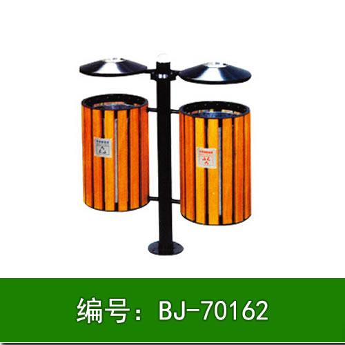 北京钢木垃圾桶