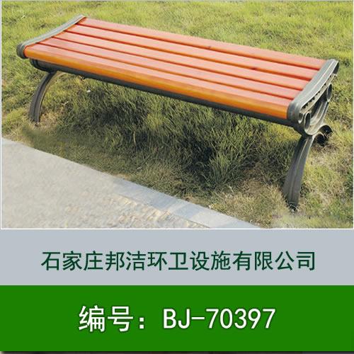 石家庄公园椅制作