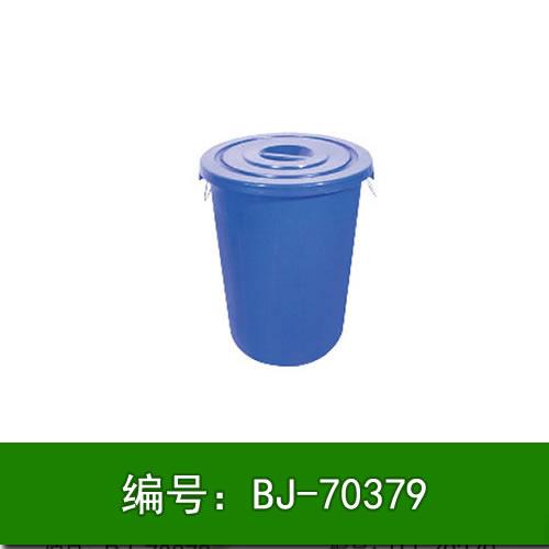塑料果皮桶