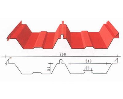 石家庄彩钢压型板