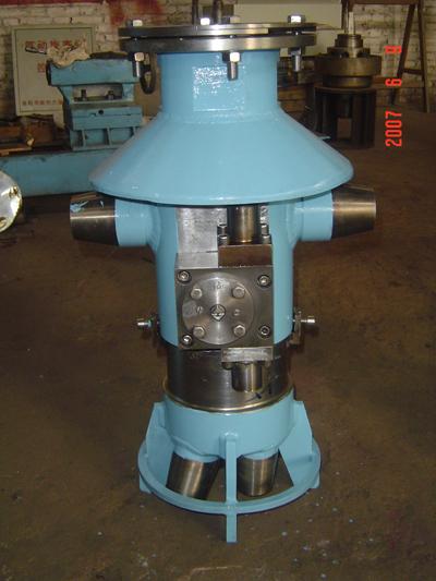 两喷嘴切焦器生产