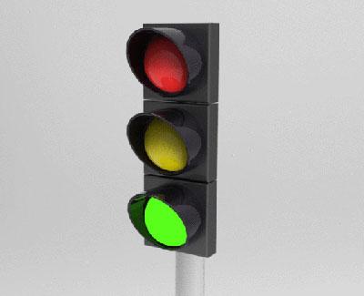 DSP智能红绿灯控制系统