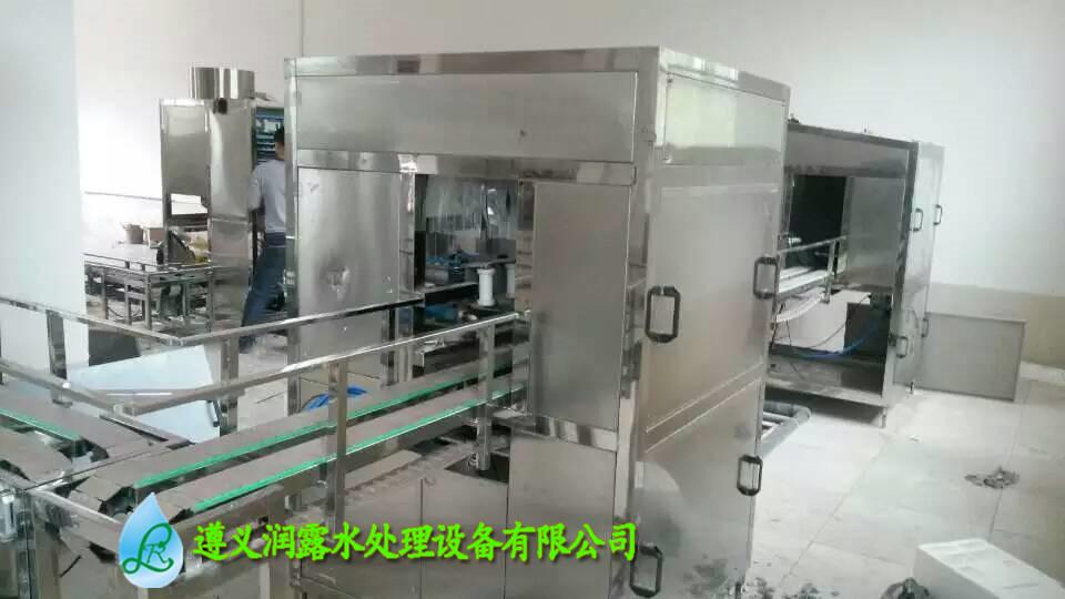 贵州自来水处理设备