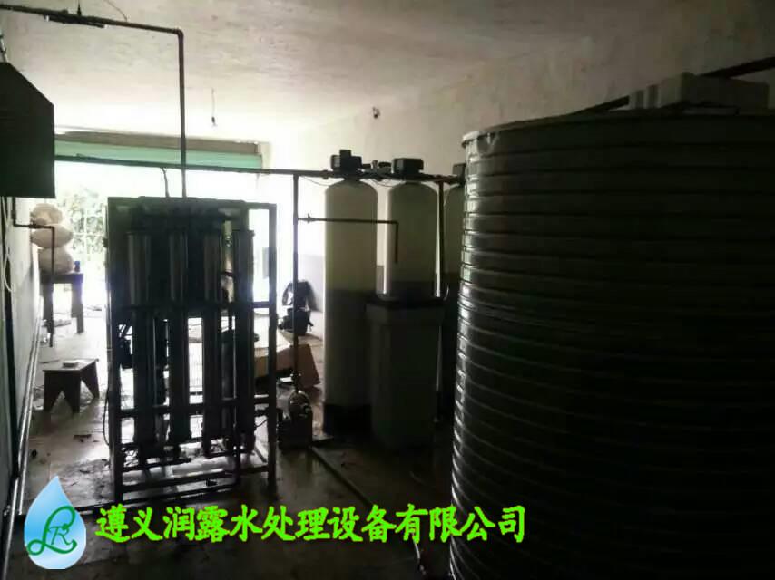 桶装水设备安装
