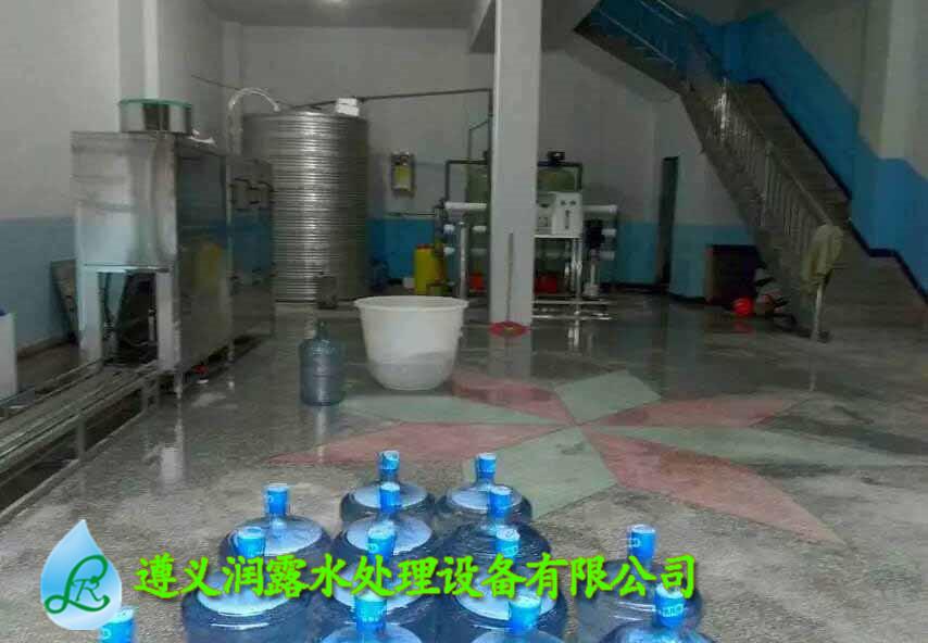 铜仁桶装水设备