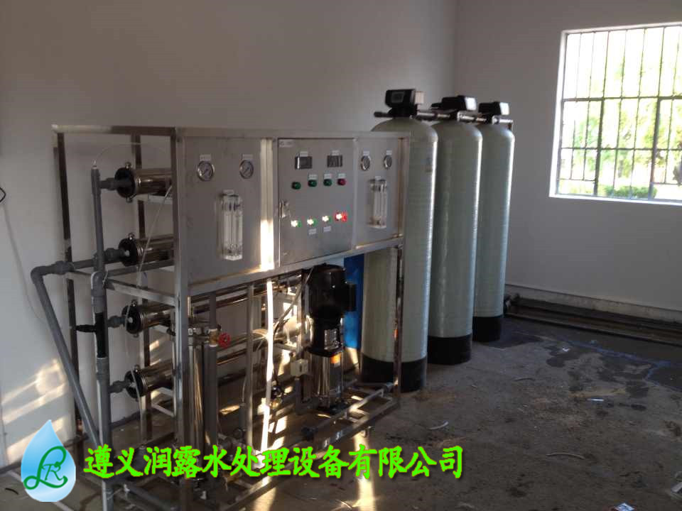 饮料厂水处理设备