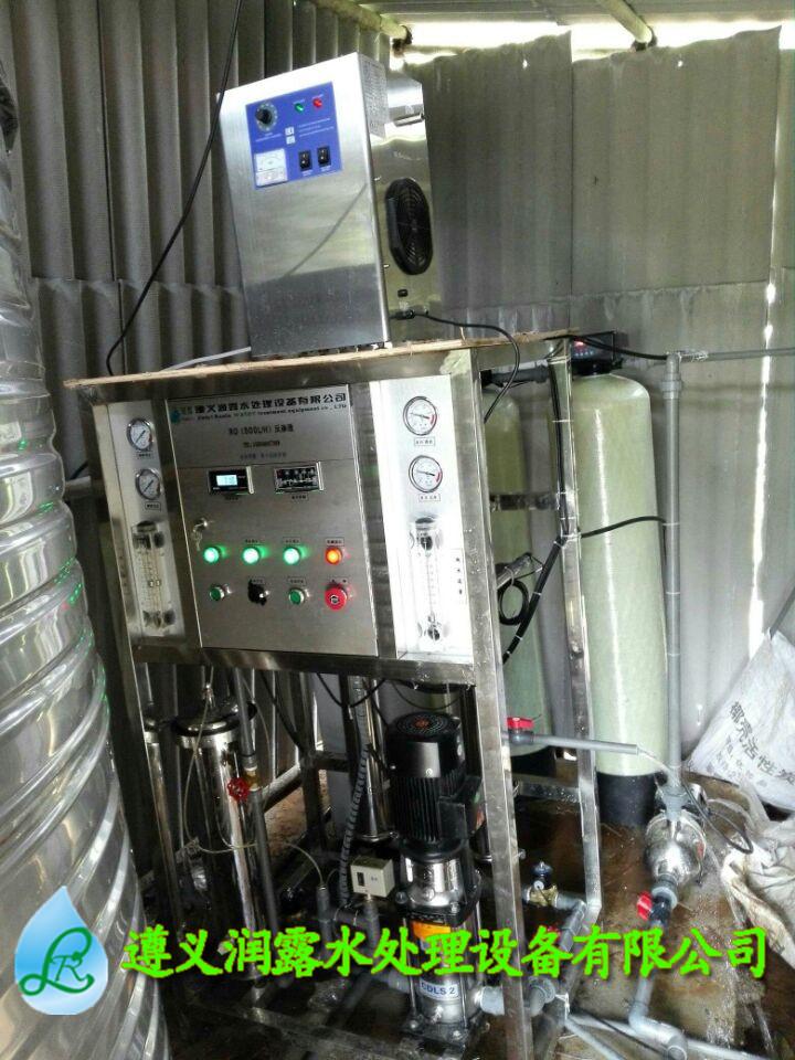 贵州桶装水设备