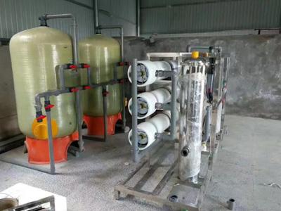 遵义反渗透纯净水设备