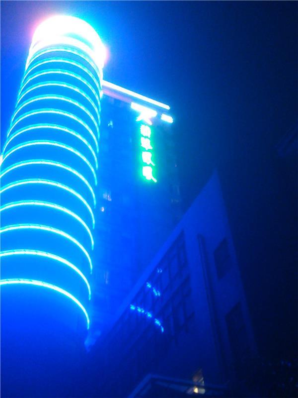 四川楼宇亮化LED显示屏
