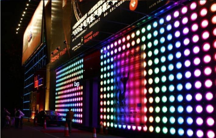 巴中LED广告