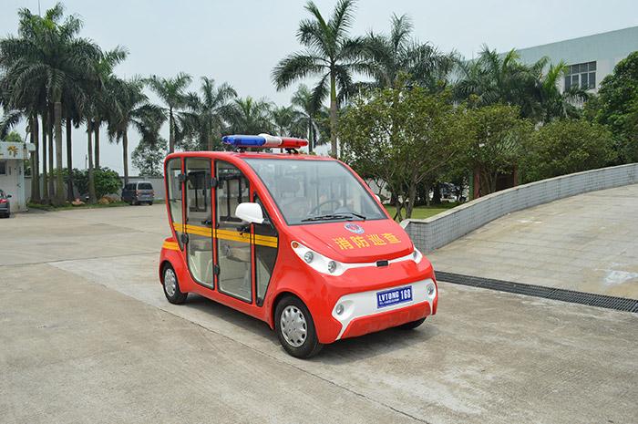 贵州电动消防巡逻车