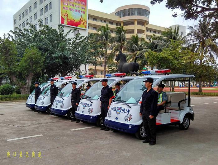 电动巡逻车生产厂家