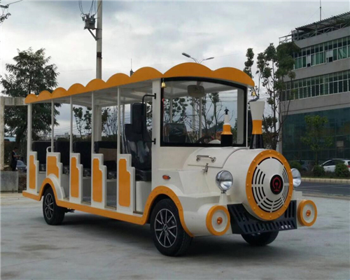 上海电动小火车