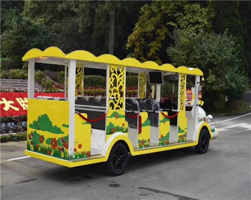 天津燃油小火车