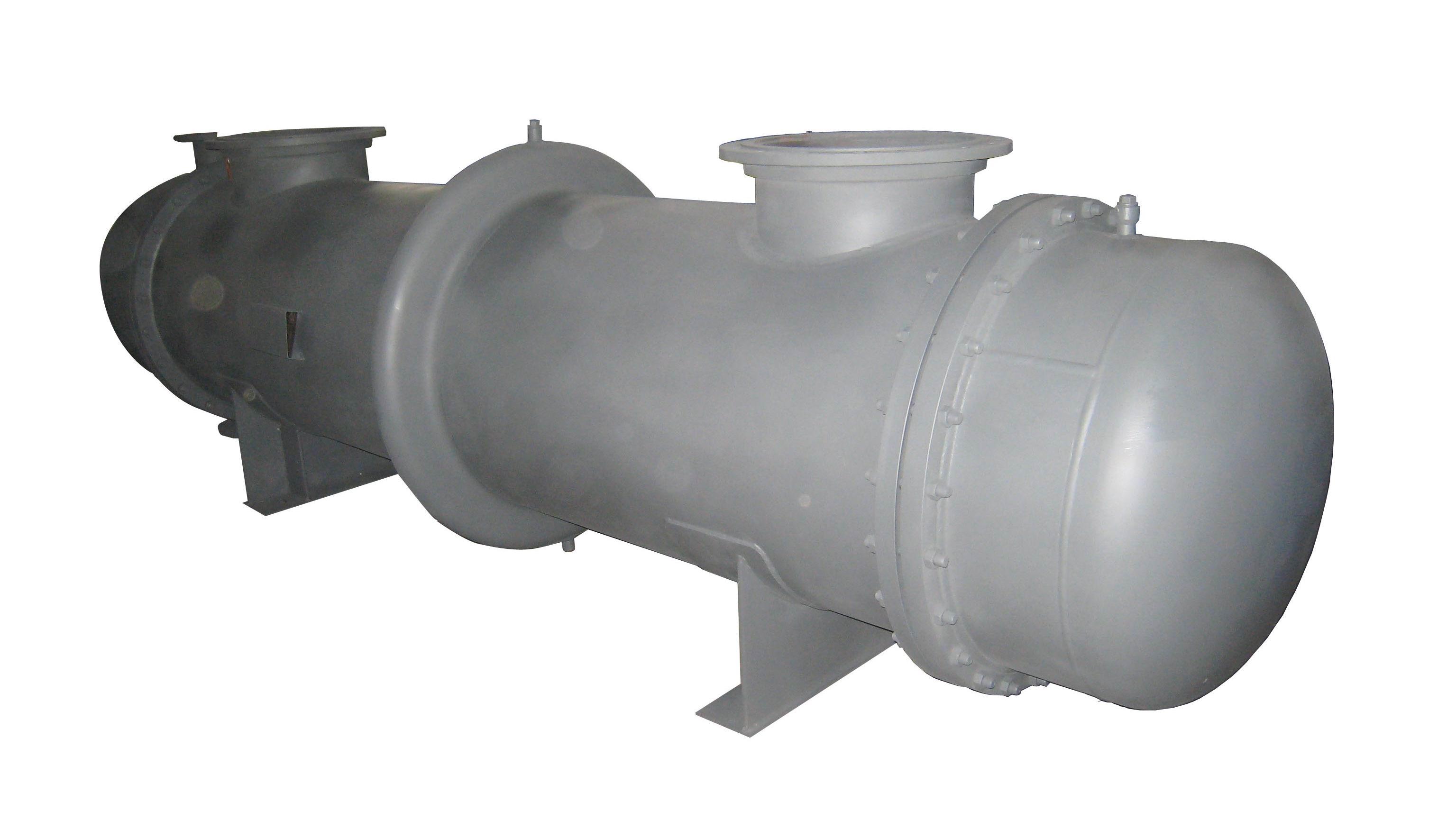 普通列管换热器的余热回收