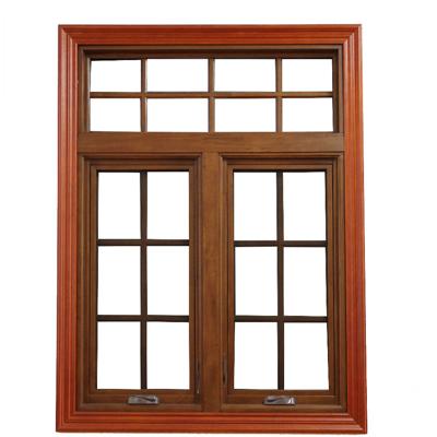 石家庄铝包木门窗