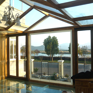 石家庄断桥铝门窗心品质、馨生活 直观上高贵豪华更完美