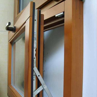 石家庄铝包木窗