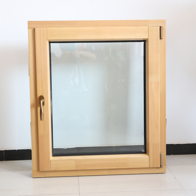 铝包木门窗安装