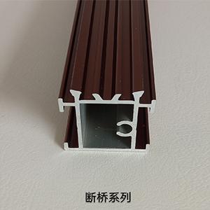 斷橋隔熱鋁型材價格