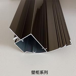 壁櫃鋁型材廠家