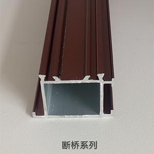 断桥铝型材价格