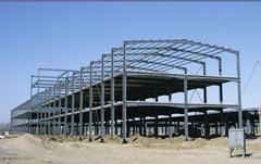 陕西钢结构公司