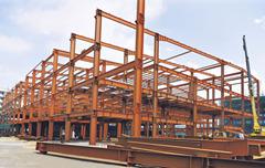 西安钢结构厂家