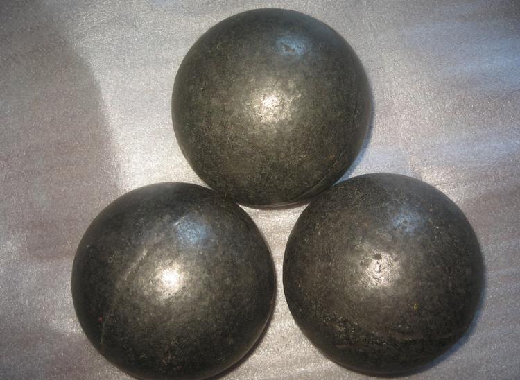 低铬合金球