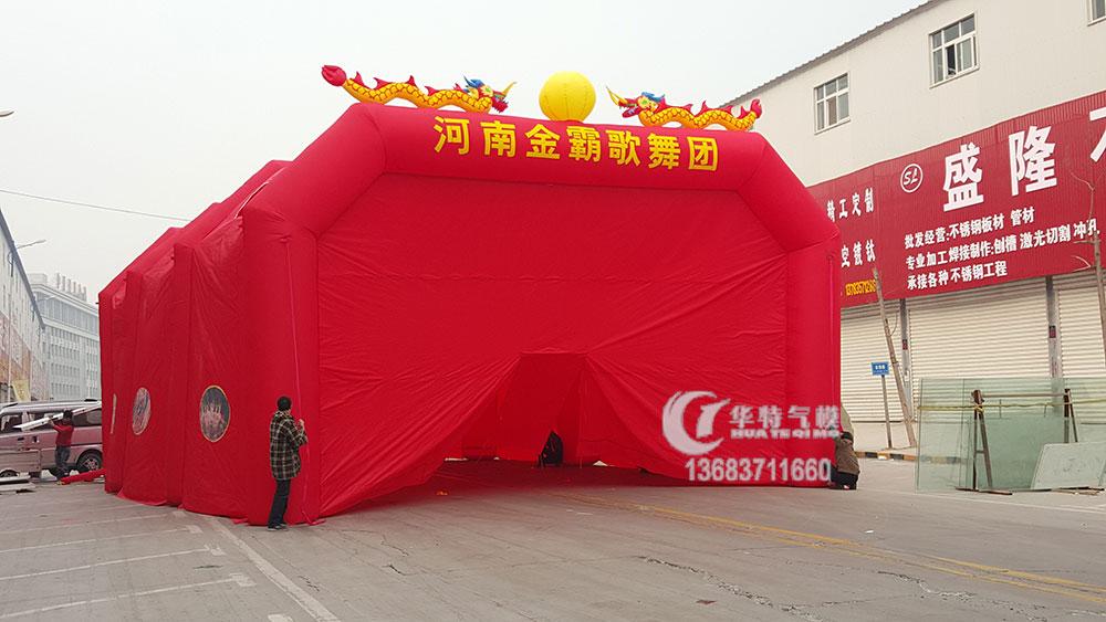 郑州广告气模厂家