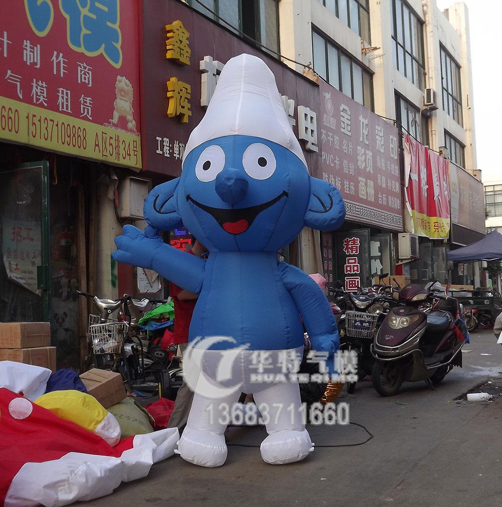 郑州卡通气模